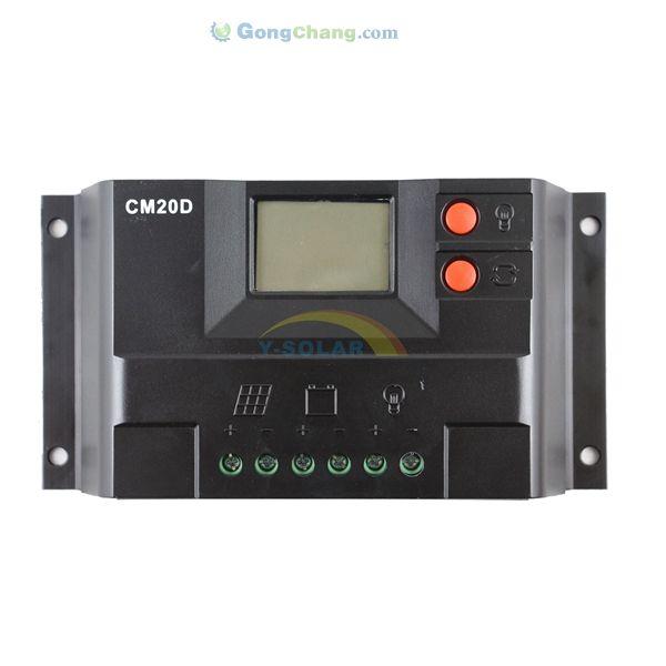 20a 25a 30a 40a 12v/24v/48v mppt solar charge controller