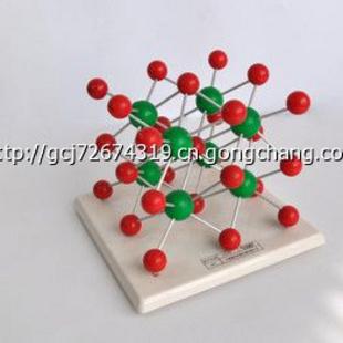 qh3123氯化铯晶体结构模型科教仪器