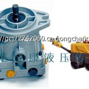600kg手扶压路机液压泵(柱塞泵,无级变速,标准型)图片