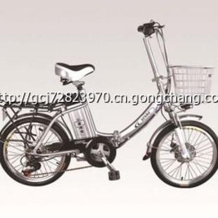 48v铝合金车架变速锂电电动自行车