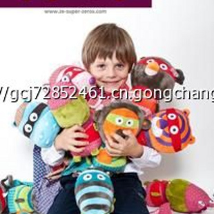 8244-zeros法国大牌原包装动物造型大安抚娃娃(les同公司品牌)