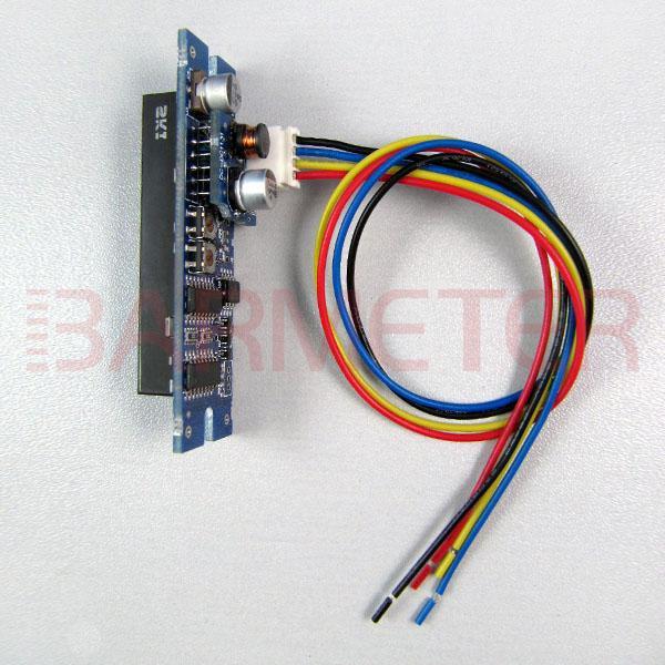 led单元板接线图解