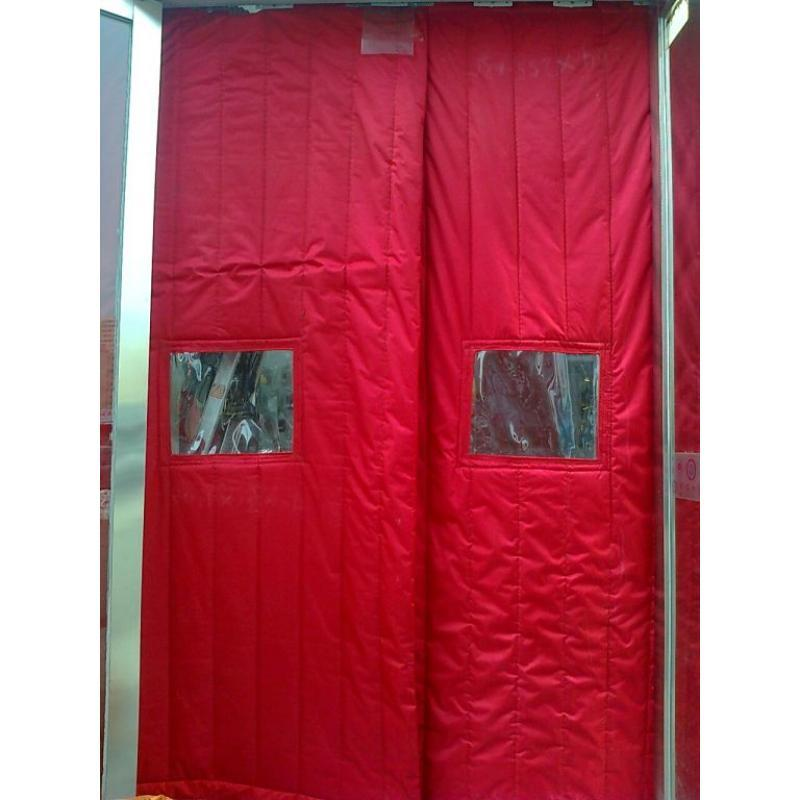 门帘-门帘安装