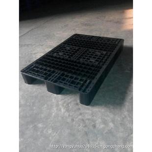 robt供应动载1t 四面进叉 置钢管网格川字塑料托盘 bt