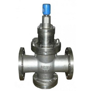 dn40不锈钢减压阀价格 yk43f-16p型先导活塞式气体减压阀图片
