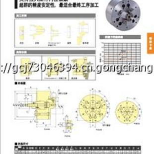 日本北川 kitagawa pue-206 拉锁卡盘