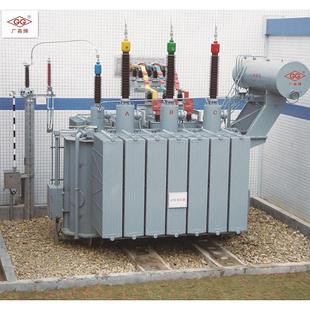 sf13三相双绕组无励磁调压电力变压器