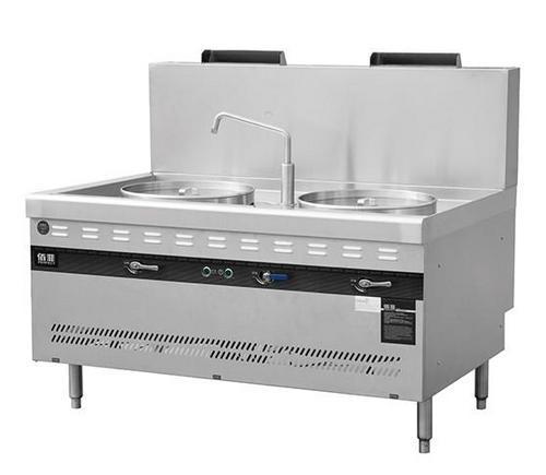 BAIFEIP-NC-1燃气环保单头煮面炉