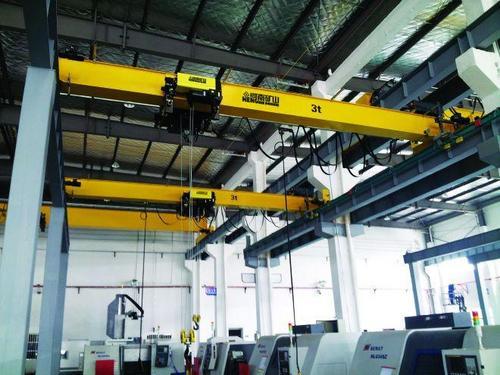 ltc10吨欧式单梁起重机,欧式起重机,10吨单梁行吊图片