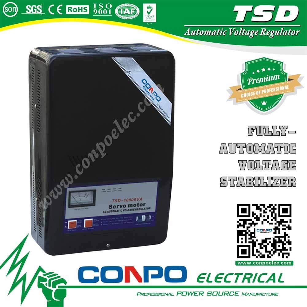 Hanging Type Voltage Stabilizer Regulator Tsd 3kva 5kva 7