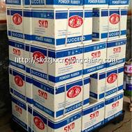 SKD赛可德 杭州供应粉末**橡胶 NVR5075P PVC增韧剂 增塑剂