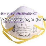 3M8210防护口罩