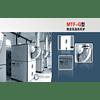 MTF-G型微波高温热风炉