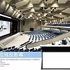 SEEMAX 西玛视 大型 工程电动投影幕 大型场所固定安装的理想选择!