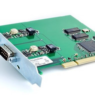 总线诊断仪内置式Kvaser PCIcanx HS CAN卡