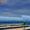 beaconergy 槽式太阳能高集热器ZX 集热温度高、可用于供蒸汽、热水、供暖等