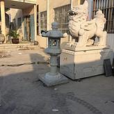 石雕 石雕灯塔高3米 石雕灯塔,也称为石雕浮屠或石雕灯幢。