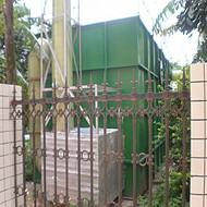 GL1000保税区除臭设备 污水处理厂除臭设备 生物除臭装置