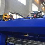 WC67Y-80T/3200液压板料折弯机 可选配DA41