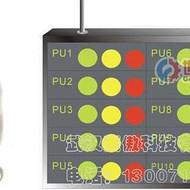 华中专业andon安灯系统电子看板MES液晶工业看板