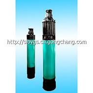 WQ内装式水泵可以把工作面表层水抽干