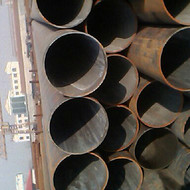 DN500化工焊法兰防腐钢管