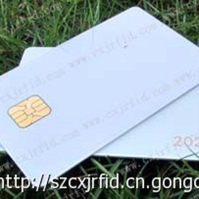 SLE4428印刷卡 /接触式IC卡 /厂家直销/智能卡公司